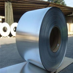 Cold Rolled Steel Coils Grade 304 NO.2B made in China