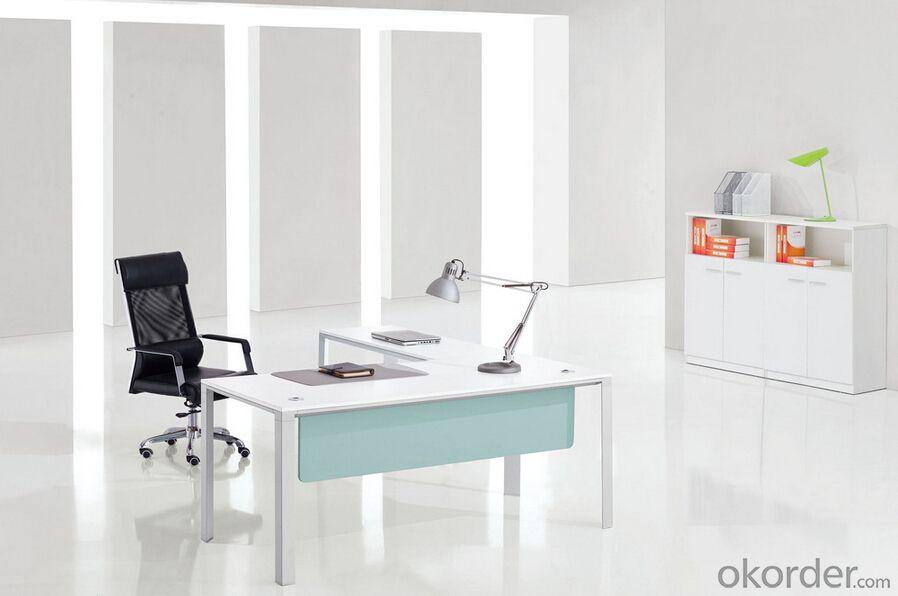 Working Desk Furniture MDF Board Material