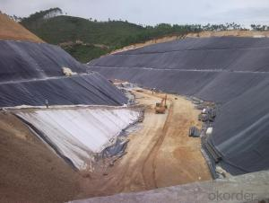 Composite Nonwoven Geotextile for Road Construction