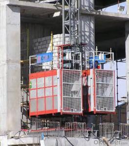 High Quality Construction hoist Building Hoist SCD320