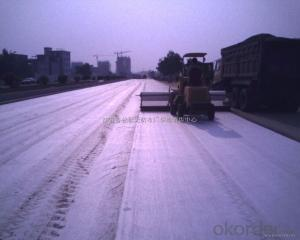 Non Woven Needle Punched Polyester Geotextile for Road Construction
