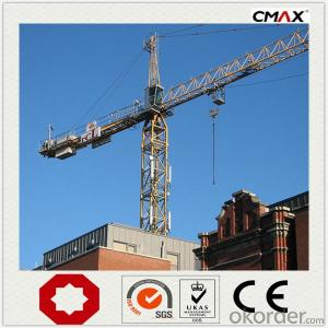 Tower Crane TC6520 VFD PLC New Technology