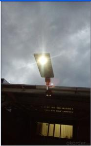 30W high lumen stadium led solar powered flood lights