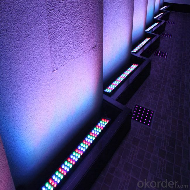 led wall washer lights RGB IP65 outdoor