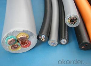 PVC Insulated Flat Cable 300 /500V & 450/750V