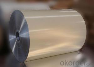 High Quality Aluminium Foil Aluminium Coil