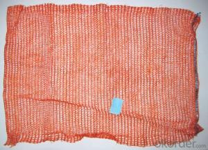 Vegetable Fruit Mesh Bag Drawstring for Potato
