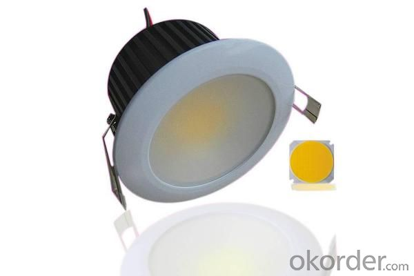 UL,CE certificated 5w/10W/12w/14w/18w/20W/50w cob led downlight