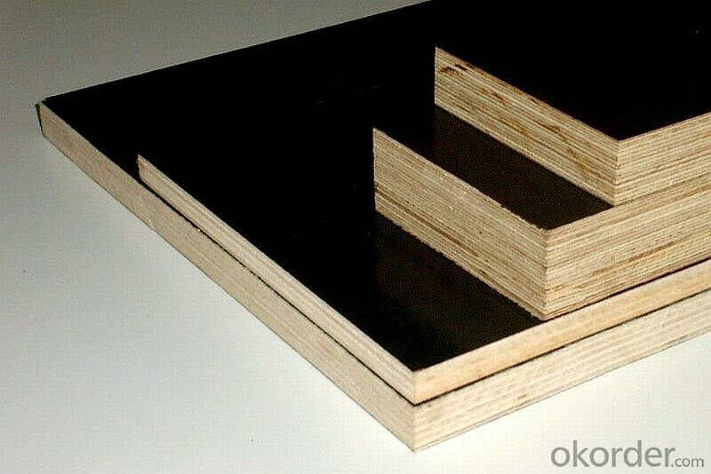 Jointed Core Black Film Faced Plywood Waterproof
