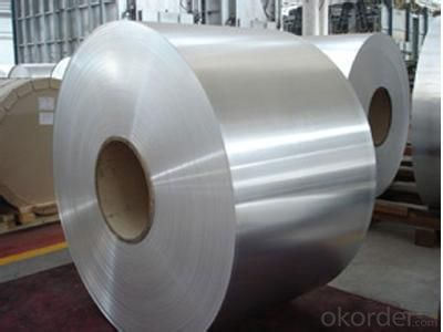 Mill Finished Aluminium Coils for Secondary Pass