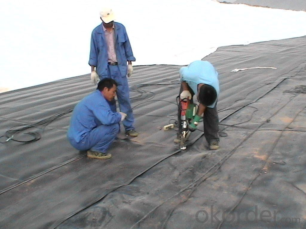 Geotextile Sand Bag for River Construction