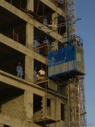 High Quality Construction hoist Building Hoist SC120