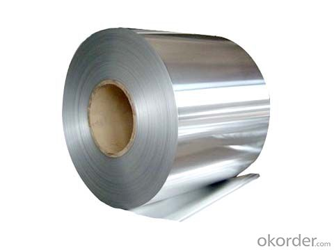 Mill Finished Aluminium Coils for Foil Stock Casting