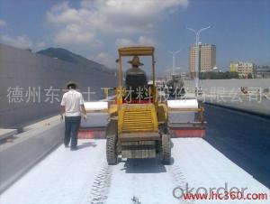 Black Polypropylene Geotextile for Road Construction