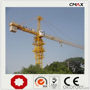Tower Crane 8 Ton Max Capacity TC5516 QTZ100