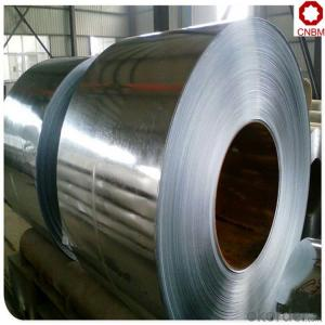 Gavanized steel coil in hot dipped low price DX51D+Z