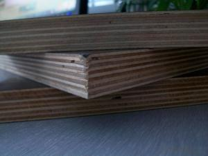 Brown Film Faced Plywood 18MM Jointed Core