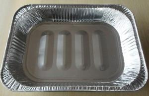 Colored Aluminium Foil Pet Food Container for Sale for food