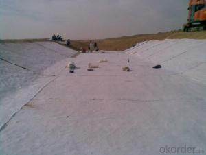 LLDPE Geomembrane for  Landfill to Prevent the Waste Water