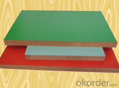 Melamine faced board/Melamine plywood/Melamine MDF board