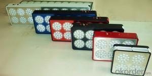 LED Grow Light 180W led RainbowModule Design Made in China