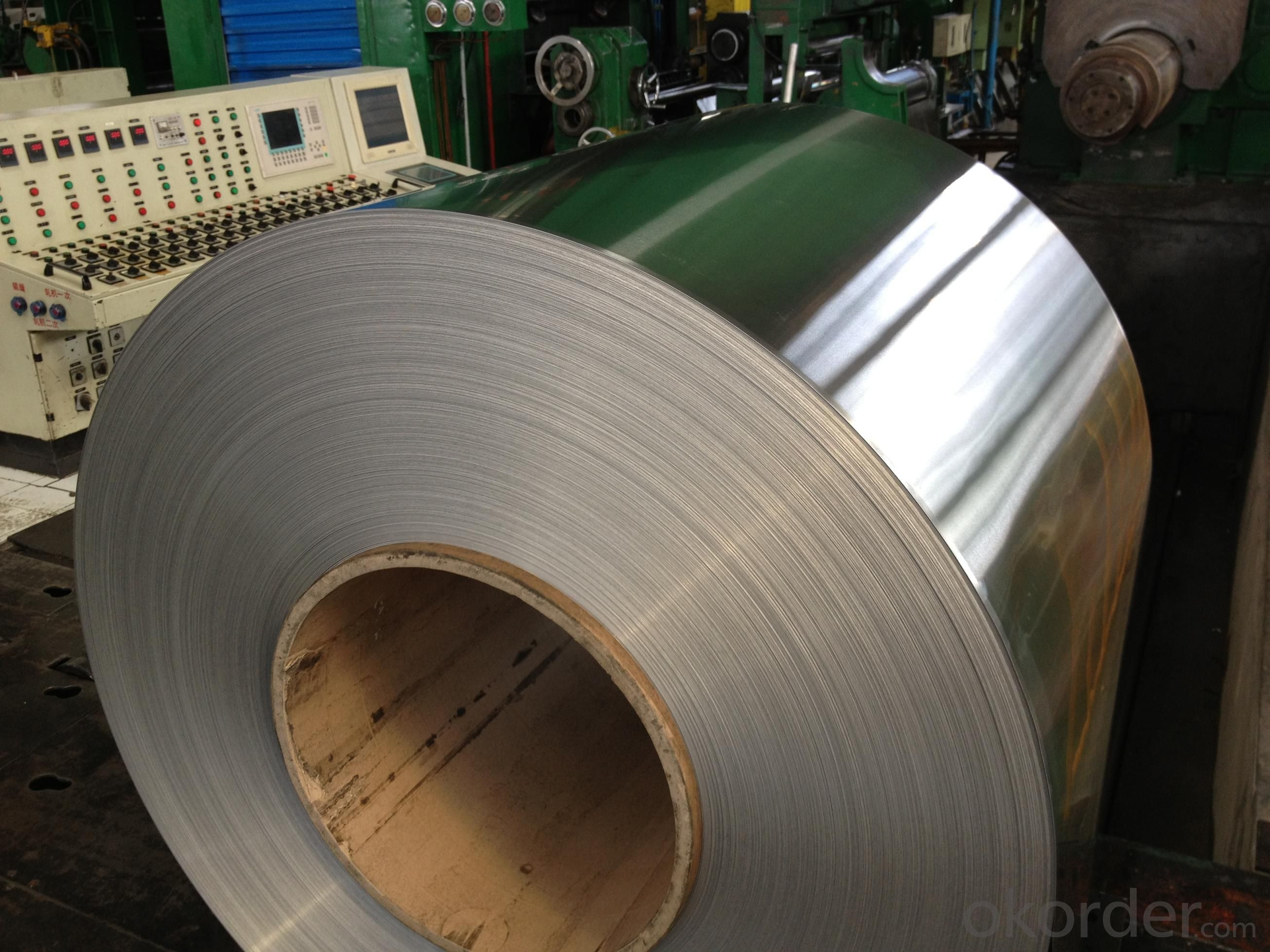 Mill Finished Aluminium Coils without Coating for Package
