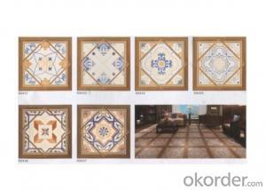Wooden Like Porcelain Ceramic Floor Tile