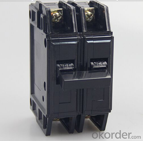 NDM3E Series Electronic Molded Case Circuit Breaker 32A 800A