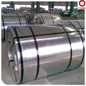 Galvanized steel strip coil in SGCC hot-dipped