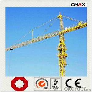 Tower Crane 10 Ton TC6024 High Efficiency