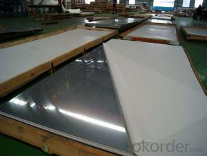 201/304/316/430 Cold Rolled Stainless Steel Sheet Manufacture