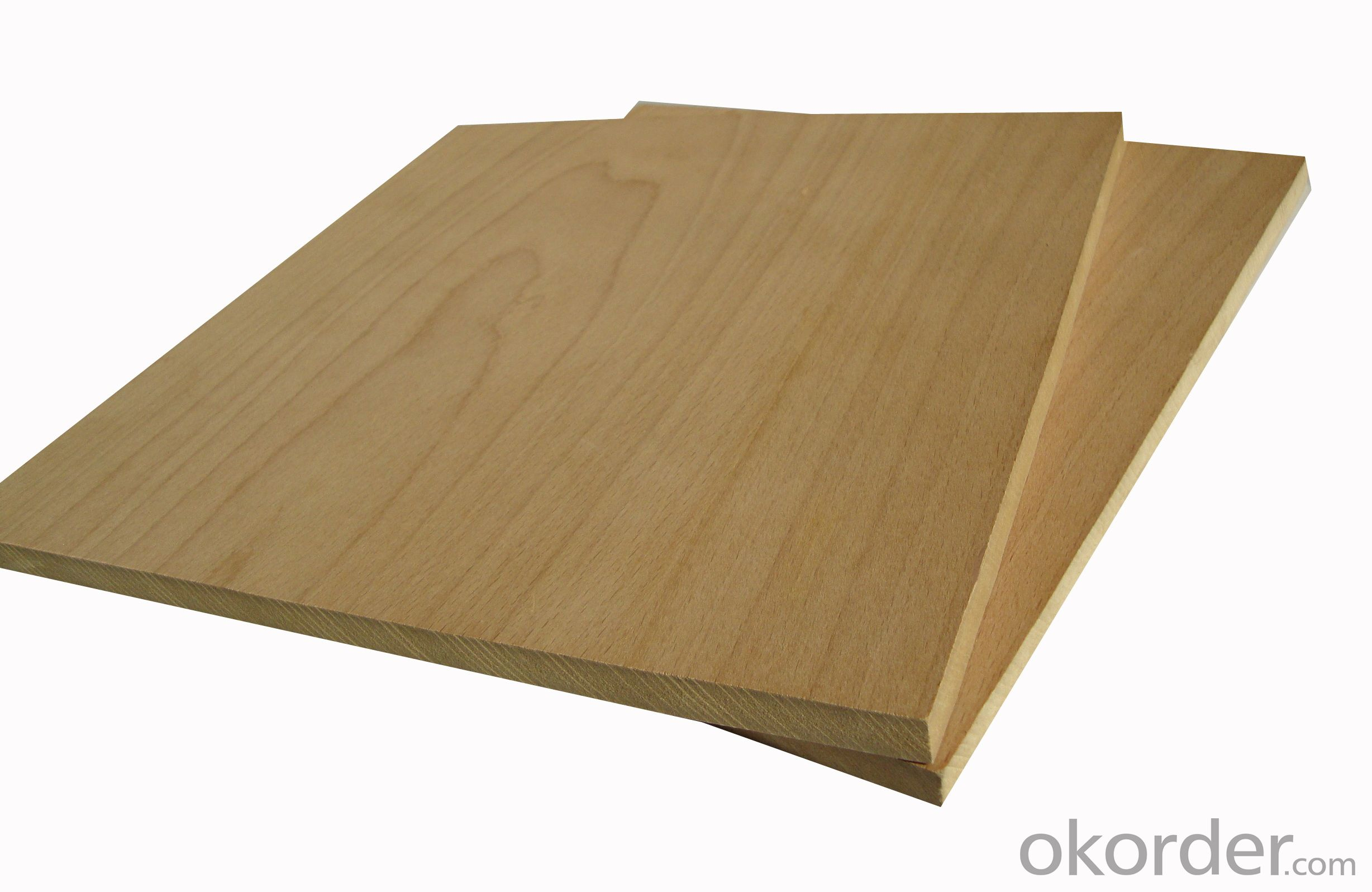 16mm,18mm,22mm Black Melamine Faced Laminated MDF Board