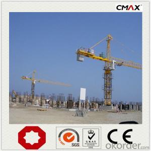 Tower Crane 10 Ton Mechanism TC6016 QTZ100