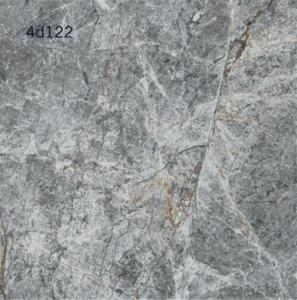 El precio competitivo de la fabricación de China esmaltó el azulejo de piso vitrificado mármol