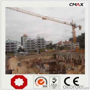 Tower Crane TC5013B Intergrated Mast Section