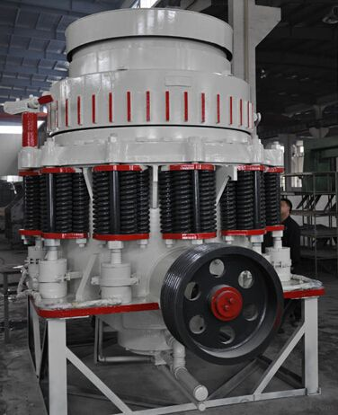 Easy Adjustable Cone Crusher for Construction Aggregates Production