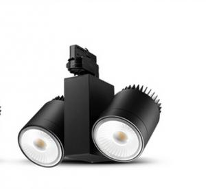 LED High Lumen Led Cob Track Light System Spot Track Light Led