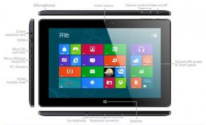 Intel Tablets PC Slim 6.95 inch Cool Design