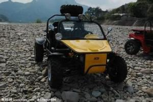 ATV$UTV TYRE PATTERN QD-116 BLACK COLOR FOR SAND CAR