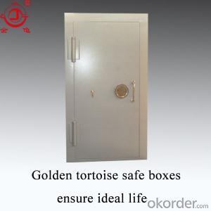Electronic Code Metal Safety Bank Vault Door