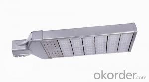 LED STREET LIGHT CNBM 200W WITH LIGHT EFFICIENCY 130LM/W