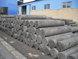 High Carbon Graphite Electrode (RP, HD, HP) -200-400m with Nipples