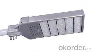 LED STREET LIGHT CNBM 150W WITH LIGHT EFFICIENCY 130LM/W
