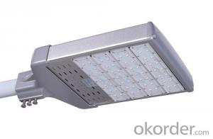LED STREET LIGHT CNBM 120W WITH LIGHT EFFICIENCY 130LM/W