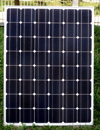 400KW CNBM Monocrystalline Silicon Panel for Home Using
