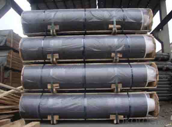 Graphite Electrode with Nipple Price-HZ -200-400m