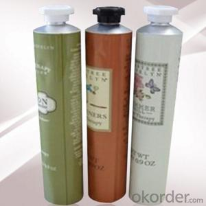 Medicine Ointment Aluminium Tube From A Professional Factory
