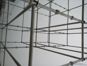 scaffolding material cuplock  material  Q235,Q345 type
