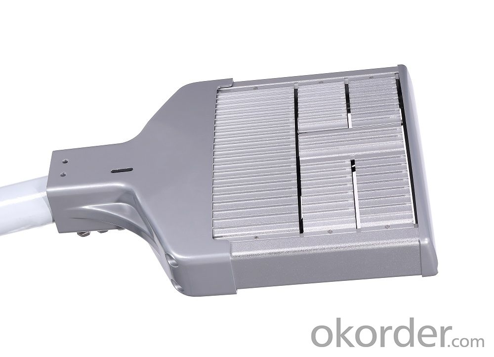 LED STREET LIGHT CNBM 40W WITH LIGHT EFFICIENCY 130LM/W
