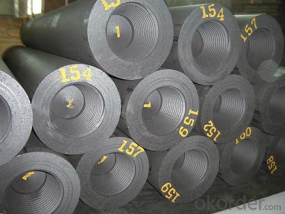 Manufacturer Price UPH Graphite Electrode-HZ -400mm